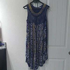 Summer lounge dress